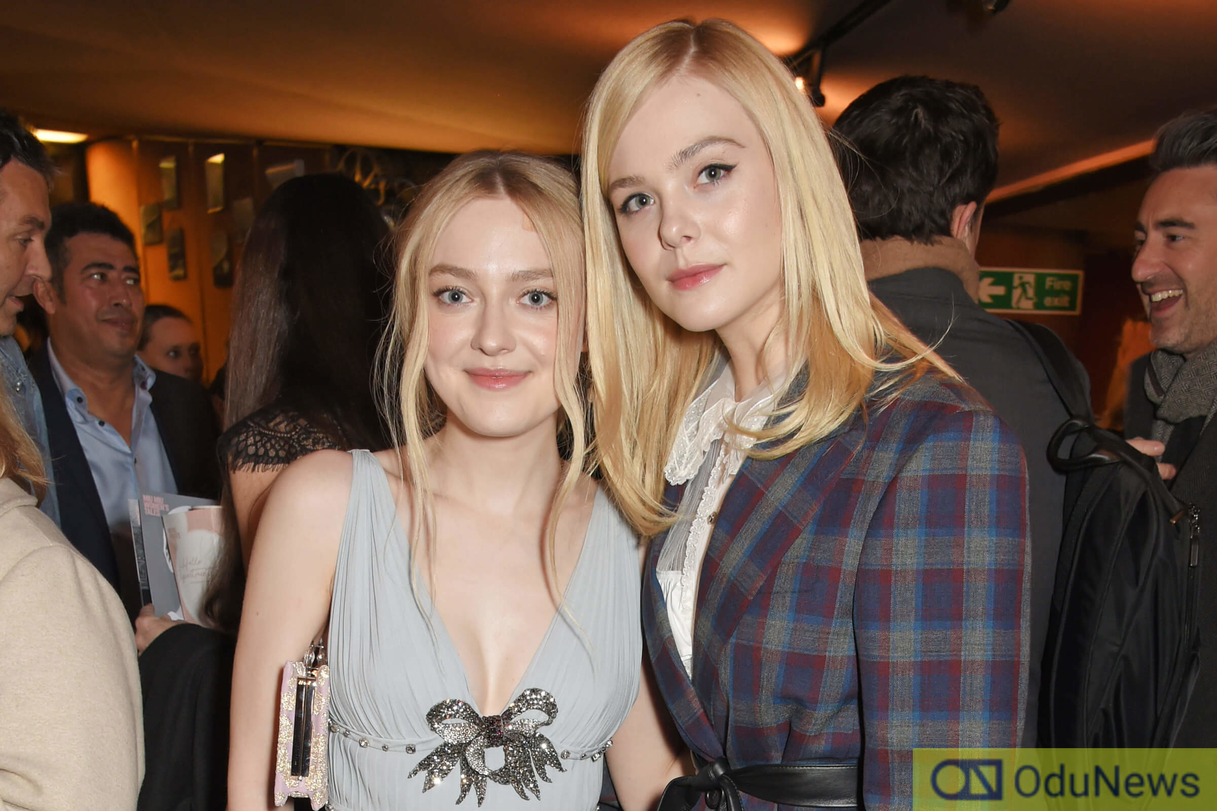 Dakota and Elle Fanning have been acting since they were little