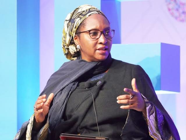 Nigeria Heading Towards Recession - Finance Minister, Zainab Ahmed r