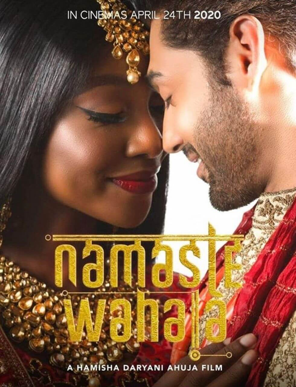 NAMASTE WAHALA is the first collaboration between Nollywood and Bollywood