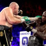 Wilder To Fight Tyson Fury In A Rematch Later In July