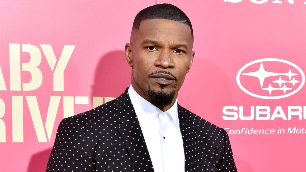 WHEN WE PRAY: Jamie Foxx to direct faith-based film