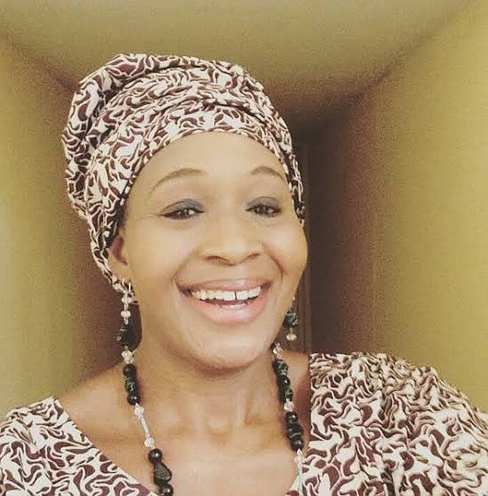 Journalist Kemi Olunloyo claims that a ventilator was brought from the hospital for President Muhammadu Buhari