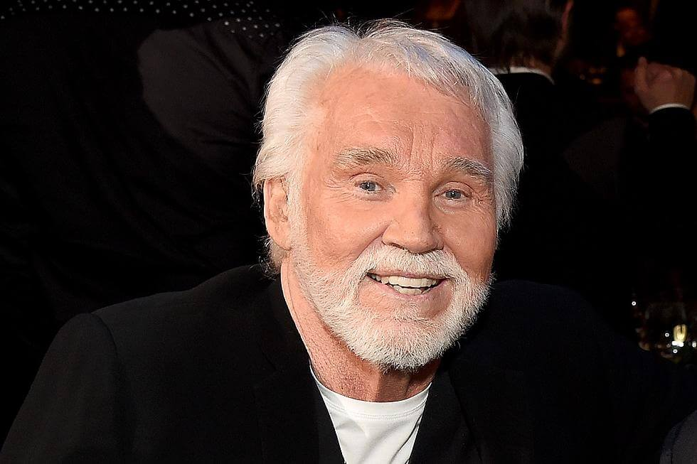Kenny Rogers was one of the bestselling artists of all time