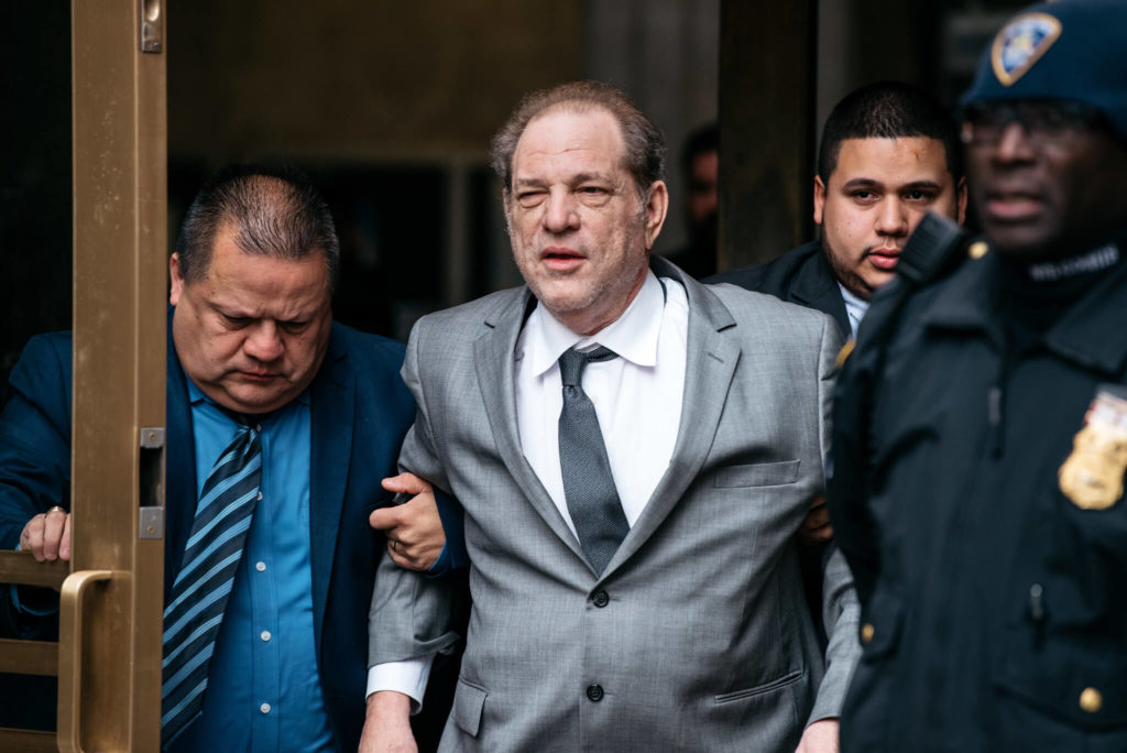 Harvey Weinstein's woes continue as he contracts coronavirus
