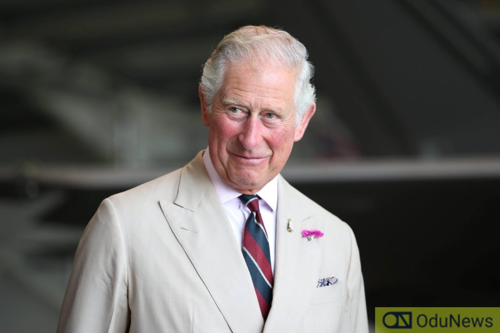 Prince Charles avoids shaking hands in hilarious video due to coronavirus