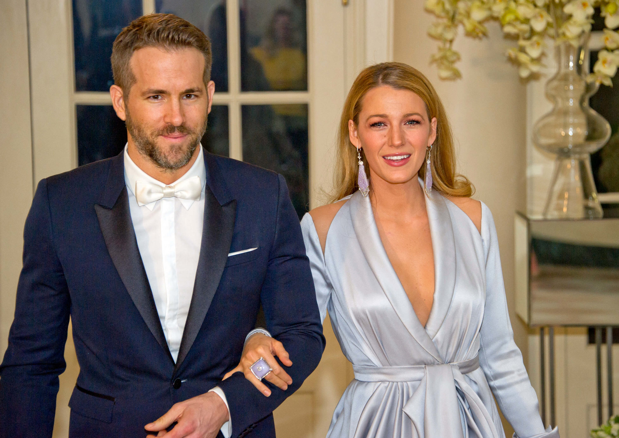 Ryan Reynolds and Blake made the gesture to support hunger relief organizations in the wake of the spread of COVID-19