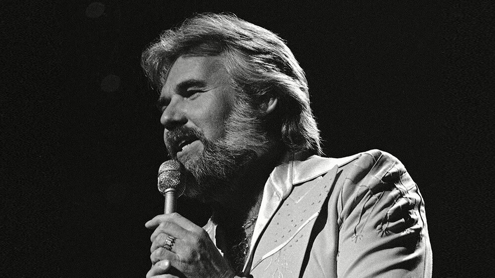 Kenny Rogers/Image Credit: Shutterstock