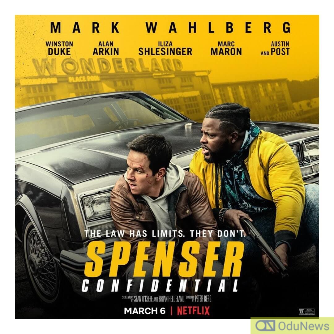 Spenser Confidential Review A Mediocre Film That Shouldn T Have Been Made