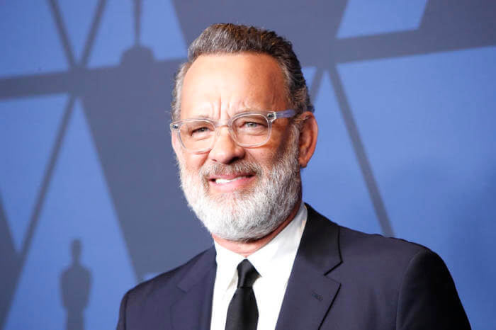Tom Hanks' update comes a week after he tested positive to COVID-19