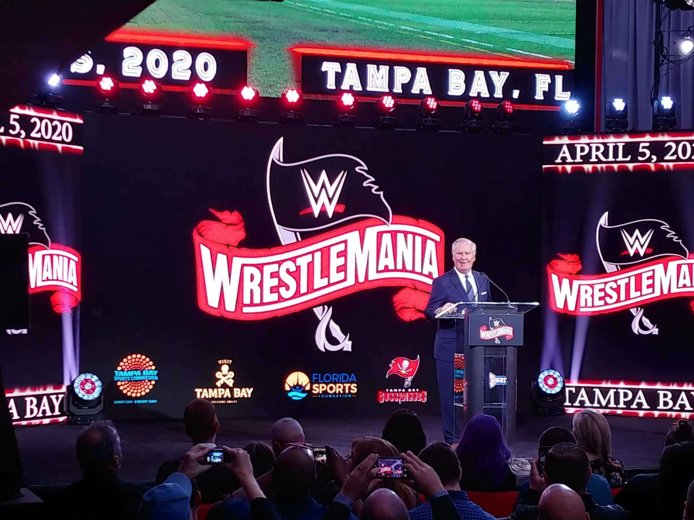 Wrestlemania is WWE's biggest event of the year