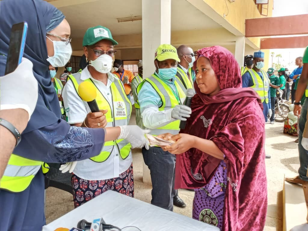 Nigerian State Governors to give out relief packages to poor families