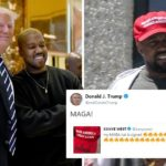 Kanye West Proclaims Loyalty To President Trump, Vows To Vote For His Re-Election