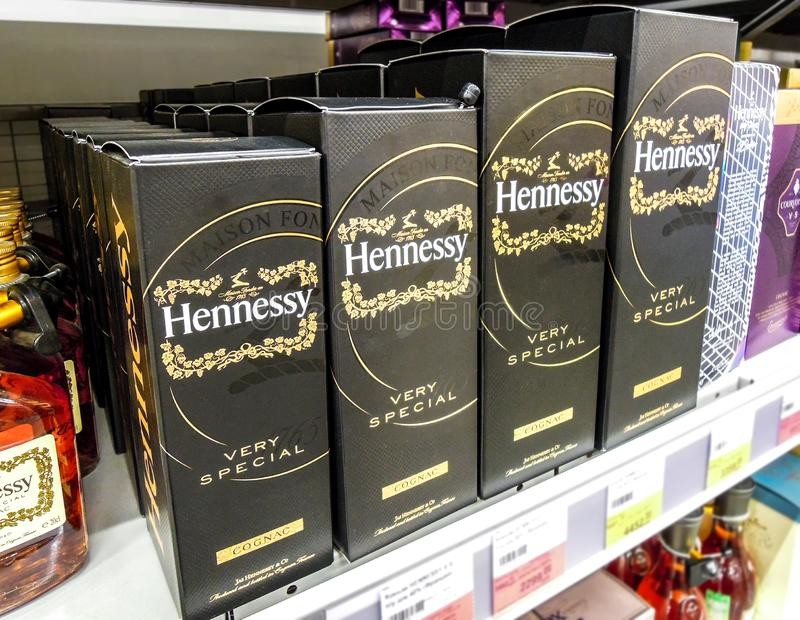 Kenyan Governor distributes Hennessy as COVID-19 relief package