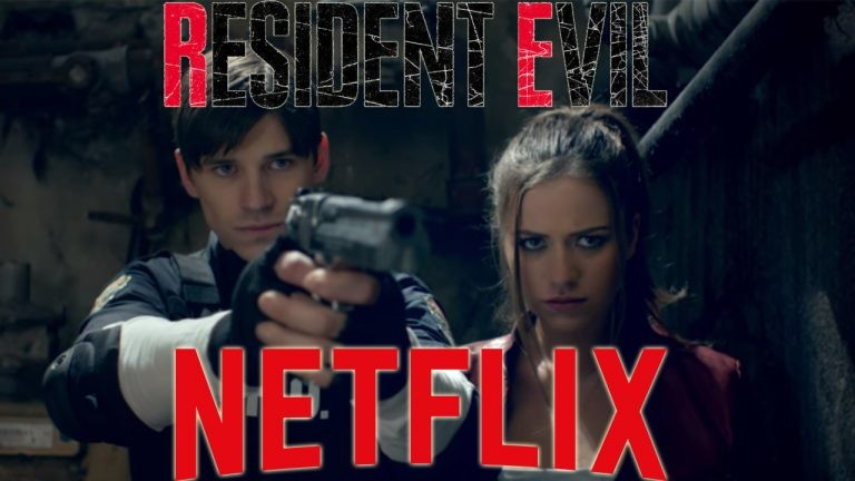 Resident Evil suspended on Netflix