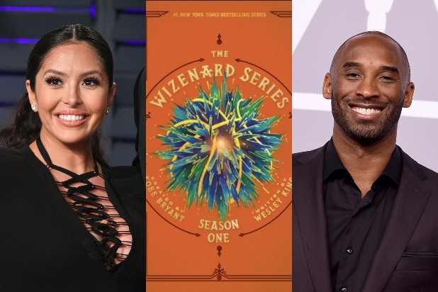 Vanessa Bryant dedicates book to Kobe Bryant