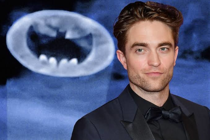 Robert Pattinson plays the Caped Crusader in THE BATMAN