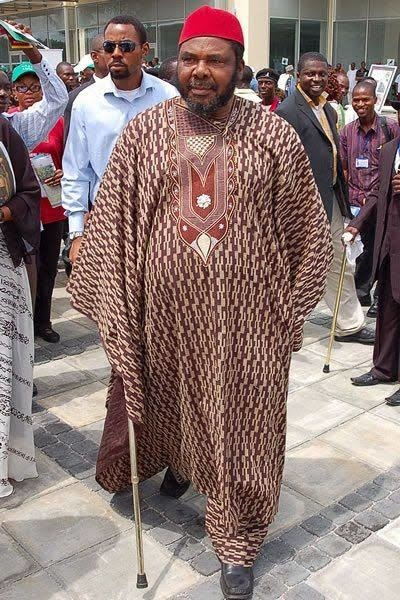 Legendary actor Pete Edochie is one of the most revered veterans in the industry