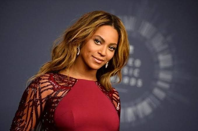 Beyonce recently appeared in THE DISNEY FAMILY SINGALONG