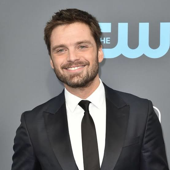 Sebastian Stan says at the end of Endgame, it's not about the shield for Bucky and Falcon