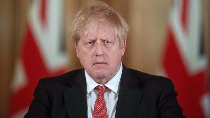 UK Prime Minister Boris Johnson was discharged from the hospital on April 12