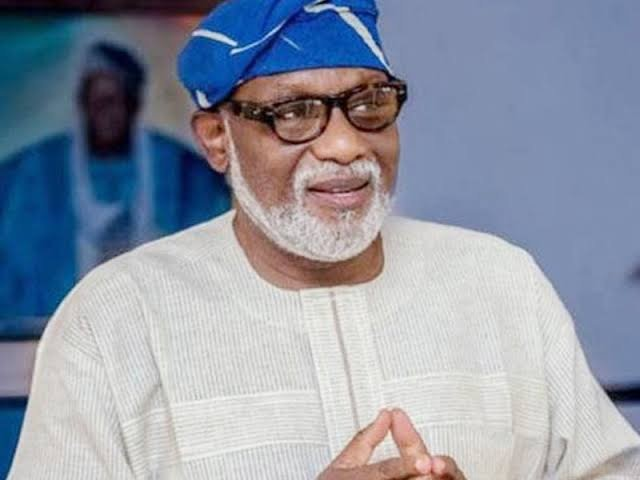 State Governments Cannot Fund Community Police - Akeredolu