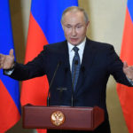 COVID-19: Putin Pays Additional Monthly Bonus $1,000 To Russian Doctors