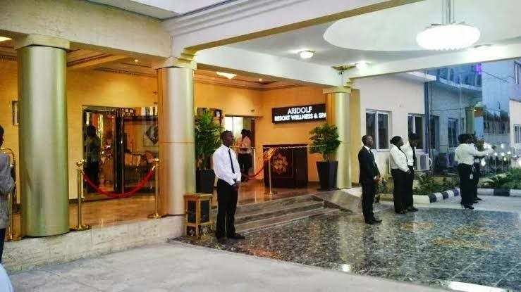 Patience Jonathan's Hotel To Be Used As Isolation Center