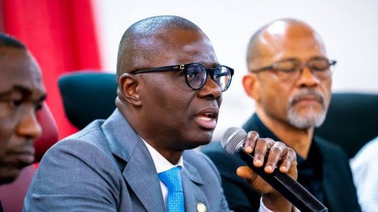 Gov. Sanwo-Olu Orders Compulsory Use Of Face Masks In Lagos