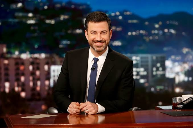 Talk show host Jimmy Kimmel