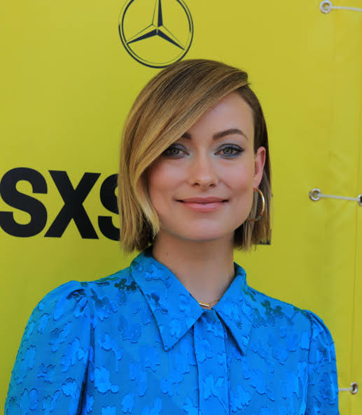 Director and actress Olivia Wilde