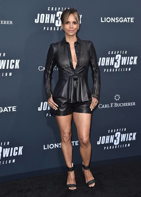 Halle Berry says she almost choked to death while filming a love scene