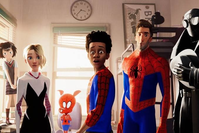 SPIDER-MAN: INTO THE SPIDER-VERSE was a game-changer in the world of animation