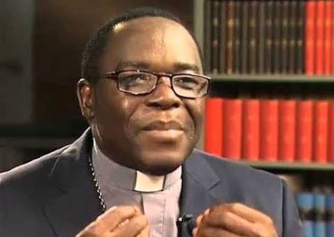 Bishop Kukah Donates Food Items To Fasting Muslims In Sokoto