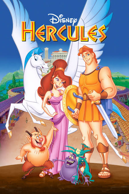 Disney's HERCULES is a beloved classic based on the Greek mythology