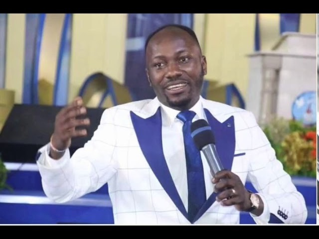 Apostle Suleman Seeks Permission To Heal Those In Isolation Centers