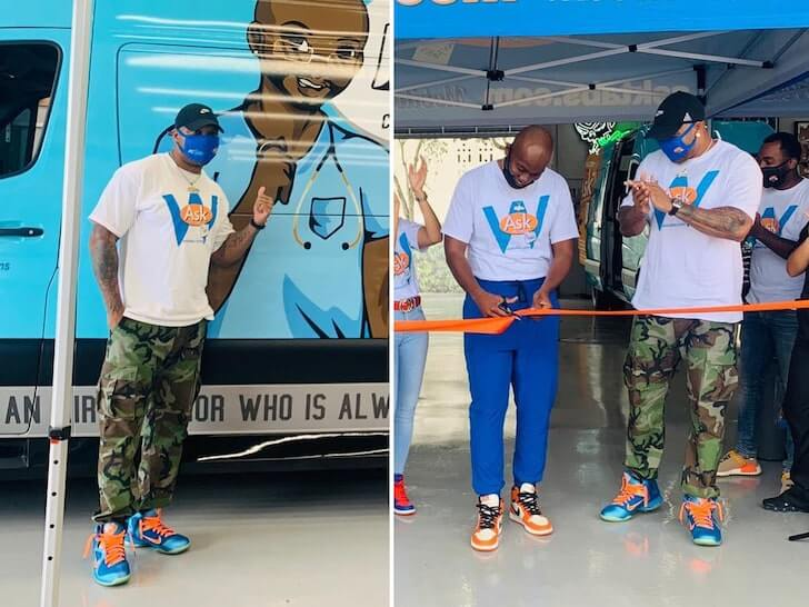 Flo Rida launches mobile testing