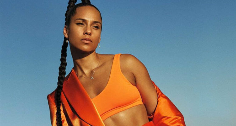 Alicia Keys reveals insulting letter she wrote her dad at the age of 14