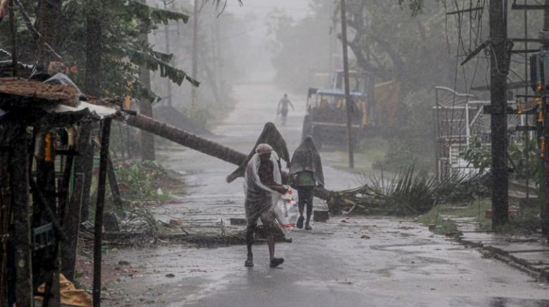 Cyclone Amphan Kills Over 80 In India, Bangladeshi