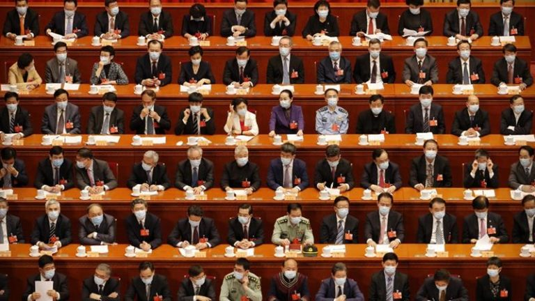 China Moves To Impose Controversial Security Law On Hong Kong