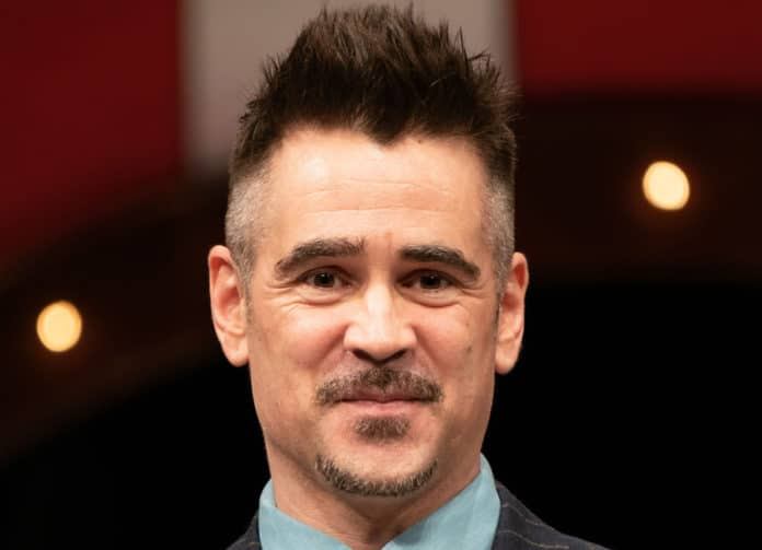 Colin Farrell opens up about Penguin role in THE BATMAN