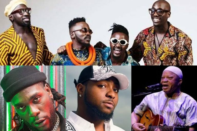 Sho Majozi, Sauti Sol, Davido, Burna Boy, Salif Keita and more added to Africa Day Benefit Concert At Home lineup
