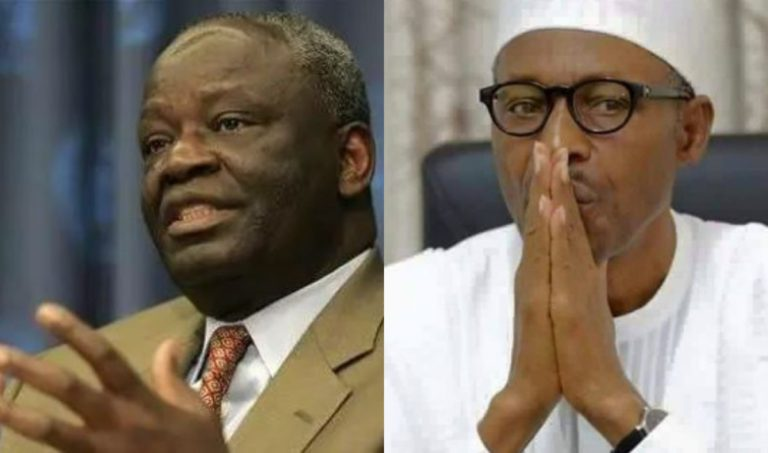 What I Would Do As Buhari's Chief Of Staff - Ibrahim Gambari