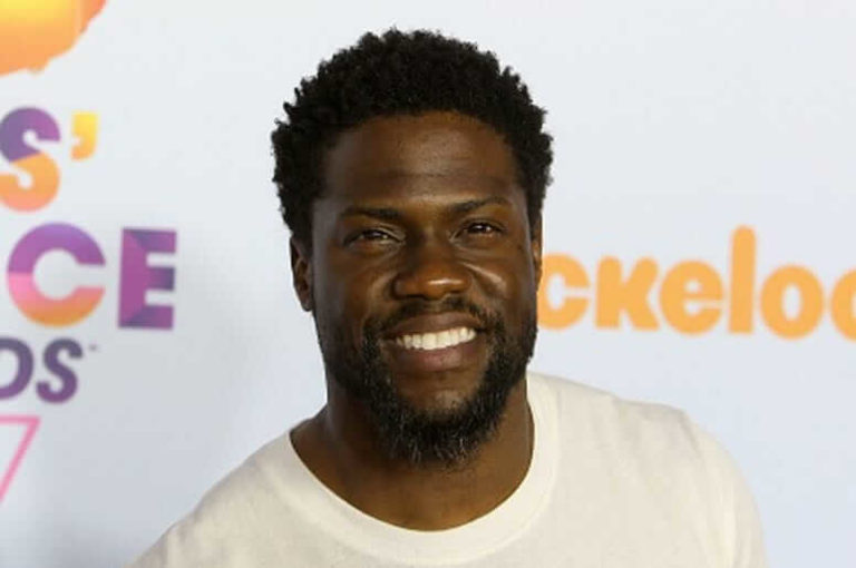 I Pretended To Be A Better Person While Recovering From Car Accident – Kevin Hart