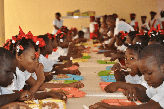 Schoolchildren Feeding: FG To Distribute Food Items To 37,589 Homes