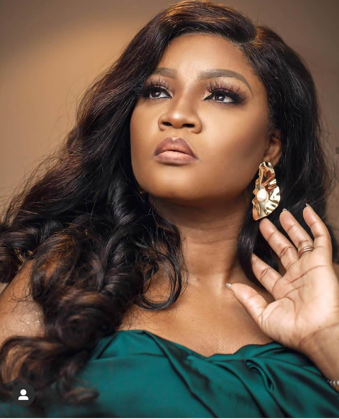 Omotola Jalade-Ekeinde says she doesn't know how the news makes her feel