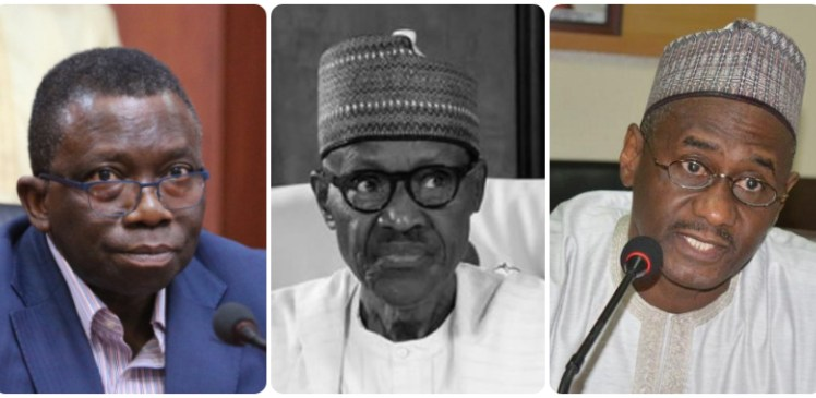 Abike Dabiri Vs Pantami And The Many Clashes Of Political Buharists
