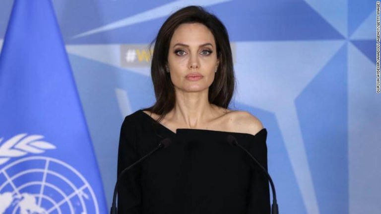 Angelina Jolie pens tribute to late mom on Mother's Day