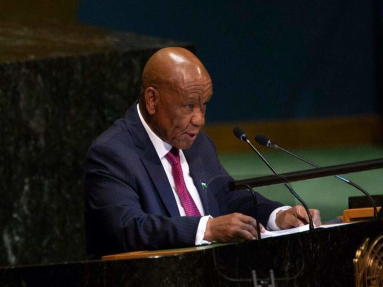 Lesotho Swears In New Prime Minister
