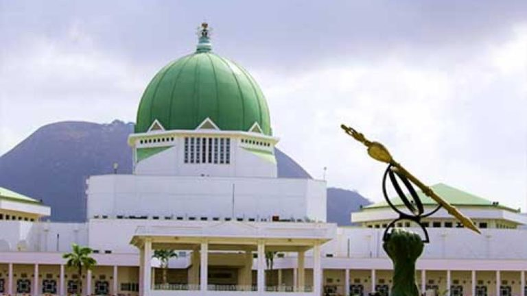 Burglars Invade Office In National Assembly