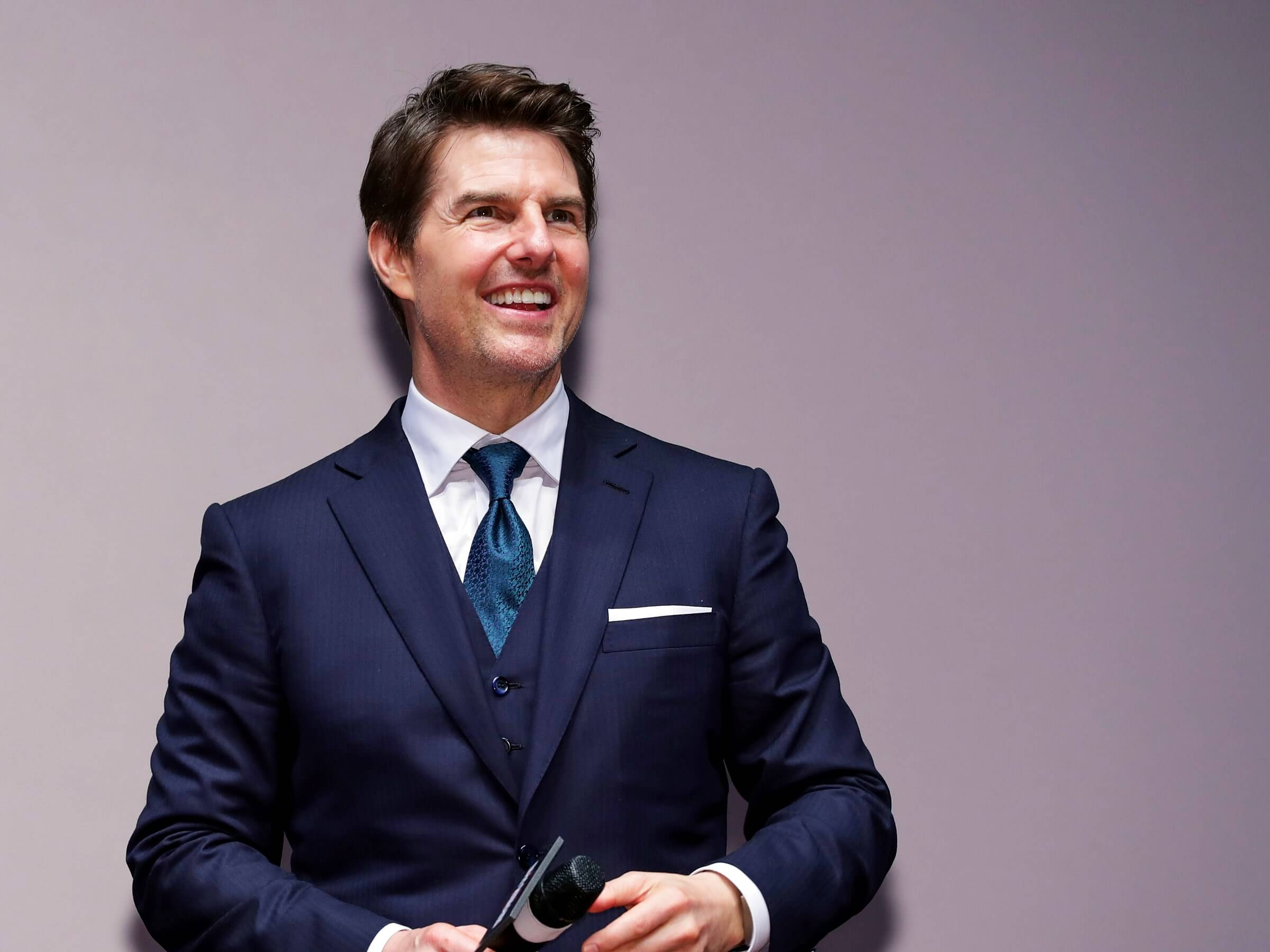 Tom Cruise is working with NASA and Elon Musk's SpaceX for the upcoming film